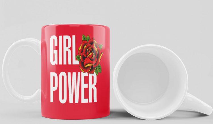 ماگ Girl Power