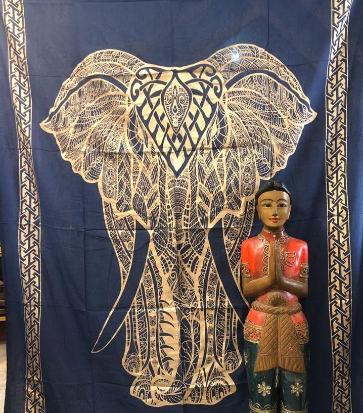 بک دراپ طرح فیل