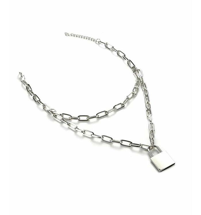 گردنبند-قفل