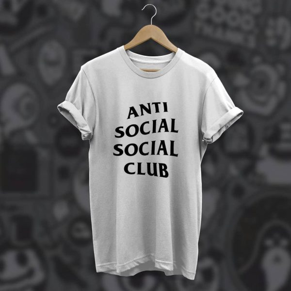 تیشرت anti spcial socia club