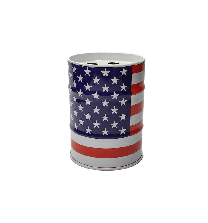 زیرسیگاری-بشکه-ای-آمریکا