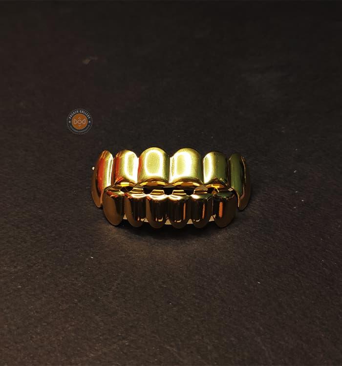 گریلز دندان