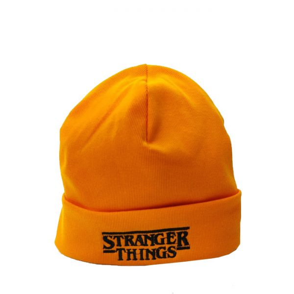 کلاه طرح strenger things