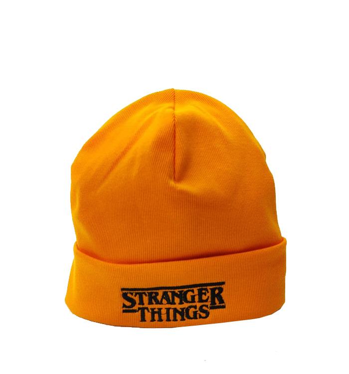 کلاه طرح strenger things