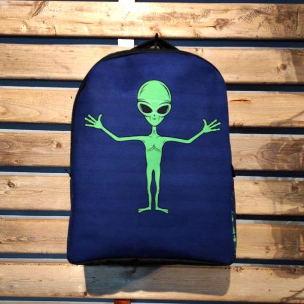 کوله طرح alien