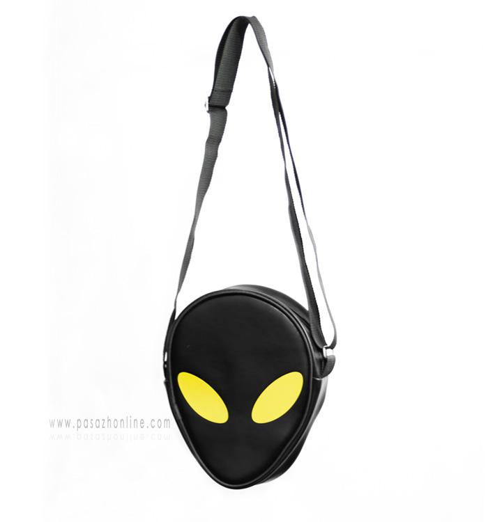 کیف دوشی طرح آدم فضایی (Alien)